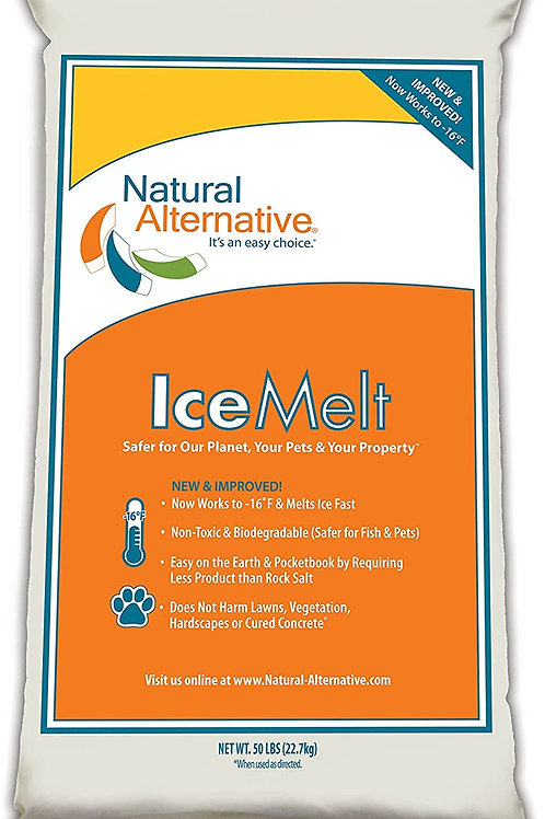 Ice Melt Natural 50lb