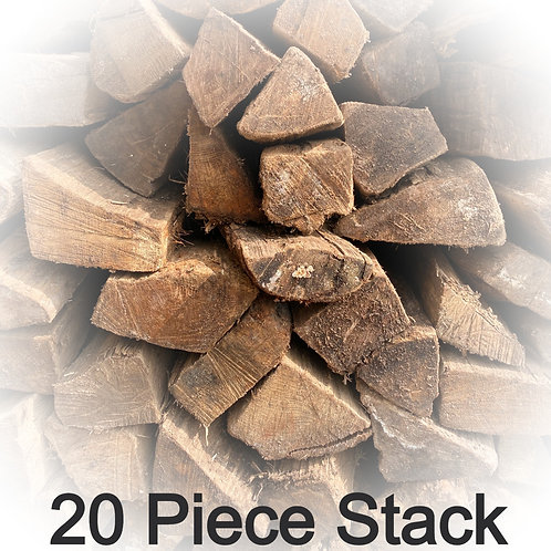 20 Pieces of Firewood