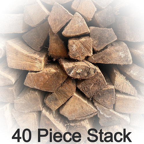 40 Pieces of Firewood