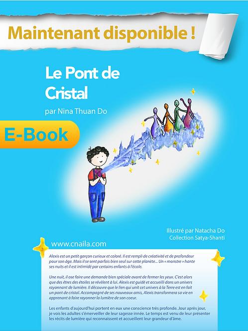 """E-Book """"Le Pont de Cristal"""""""