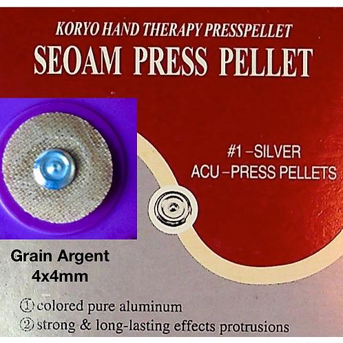 Grains d'ARGENT