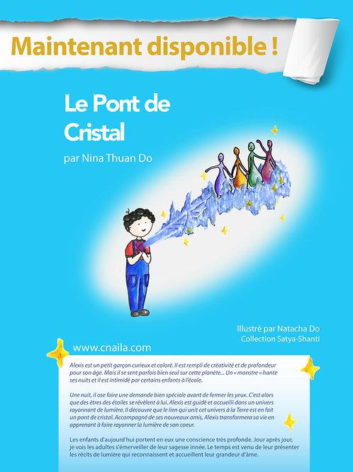 Livre LE PONT DE CRISTAL