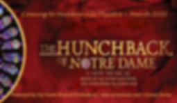 Hunchback of Notre Dame business card