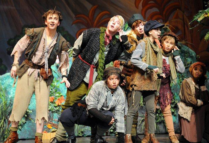Peter Pan 2011