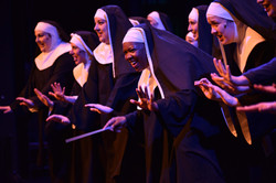 SISTER ACT THE MUSICAL MARCH 2019