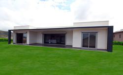 facade arriere terrasse