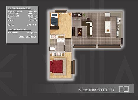 Stel villa constructeur de villa et maison nouvelle for Constructeur de maison individuelle nouvelle caledonie
