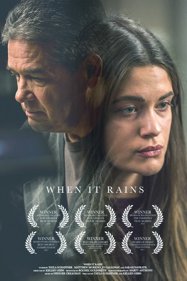 WHEN IT RAINS (2018)