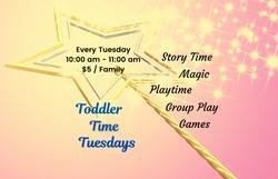 Toddler Time Tuesdays  Generic (2)