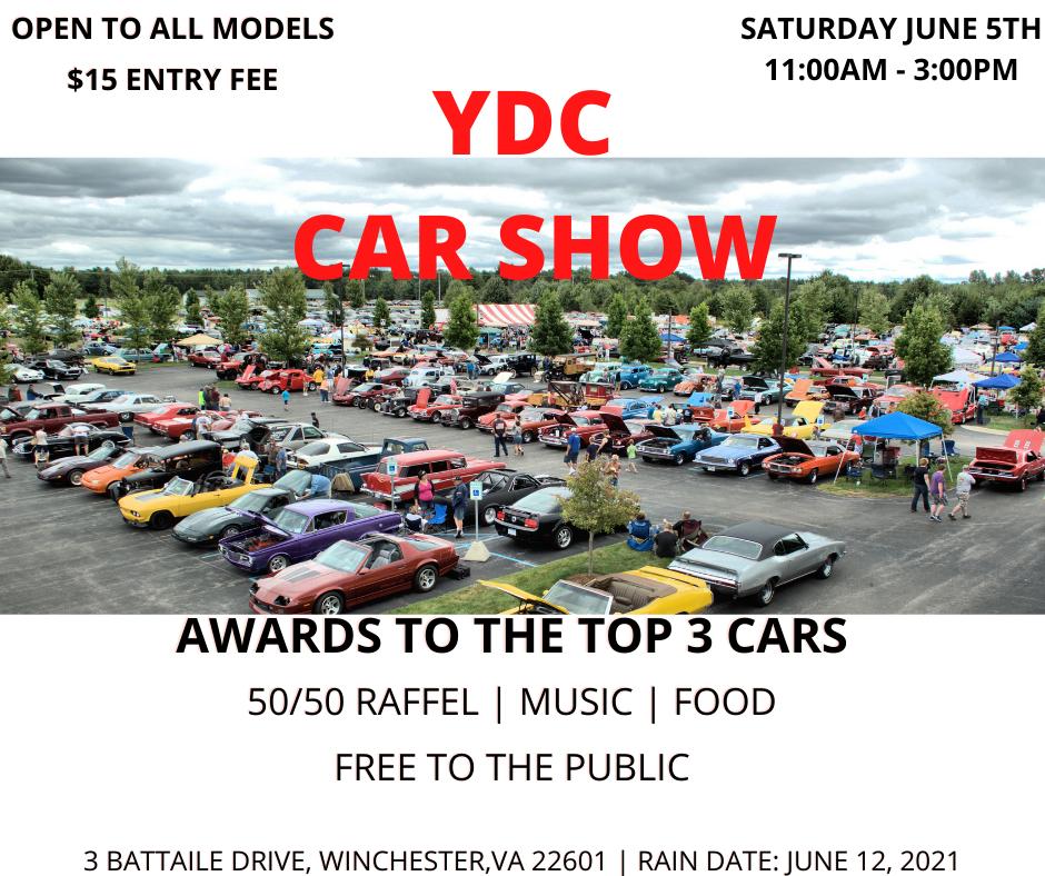 YDC CAR SHOW