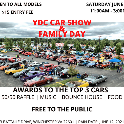 YDC Car Show & Family Day
