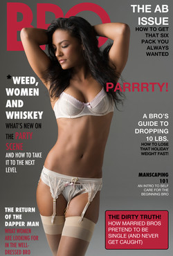 BRO Magazine Cover