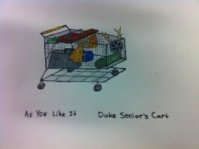 Duke Senior's Cart