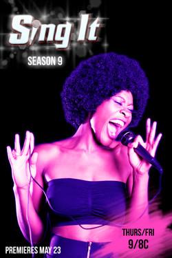 Sing It! Poster