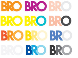BRO Logo Designs