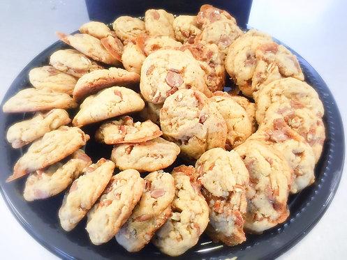 Mini Toffee Sensation Cookies