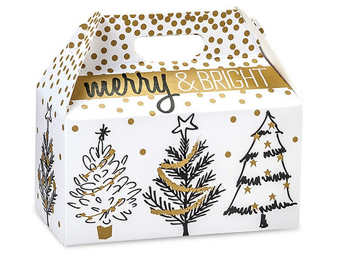 Holiday Assorted Cookie Box