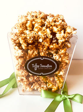Toffee Popcorn Gift Box