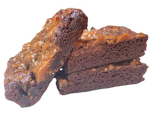 Chocolate Toffee Brownies