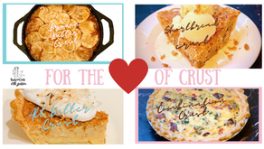 """For the love of """"Crust"""""""