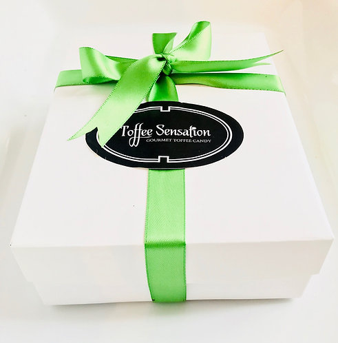 Toffee Candy Box (half pound)