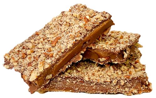 Southern Pecan toffee candy