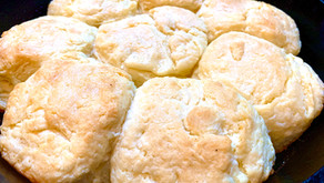 Better Buttered Biscuits