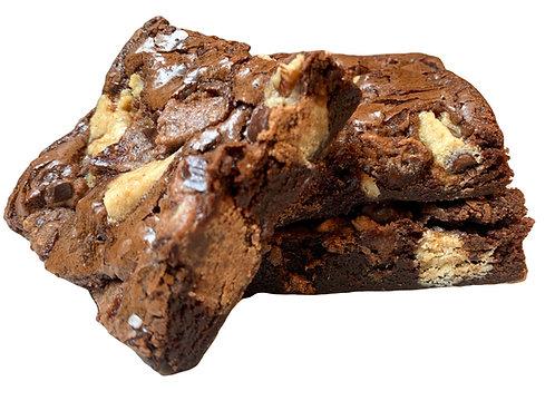 Toffee Cookie Brownie