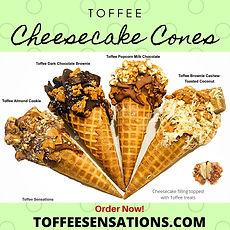 Toffee Cheesecake Cones-8.jpg