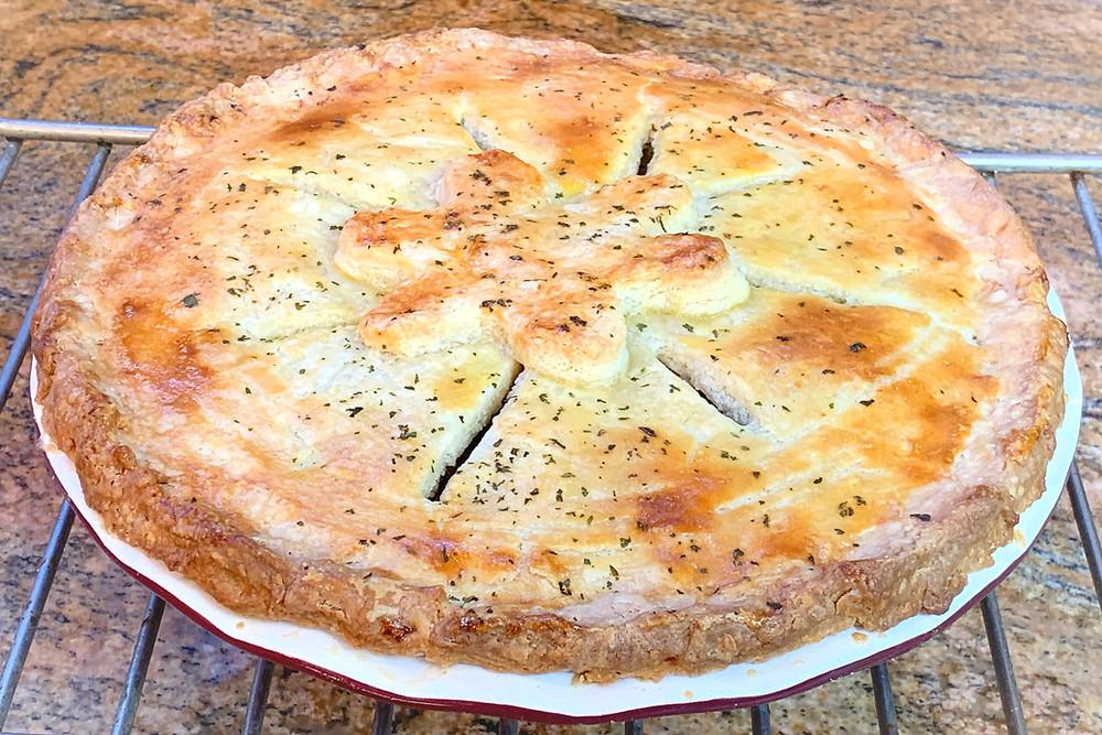 Meatless Pie