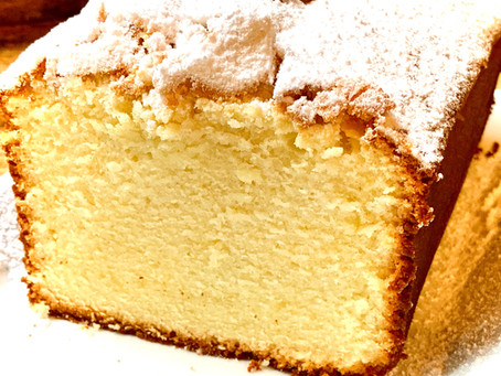 Cream Cheese Pound Cake its what dream are made of!