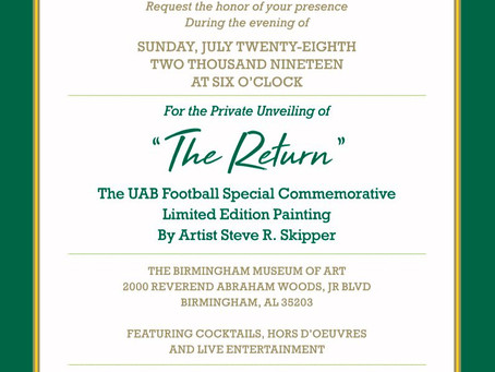 Tonight's a UAB/Birmingham party, and you're invited