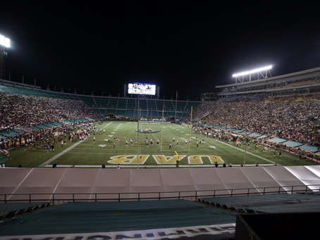Eye-opening weekend: UAB fits right in with the AAC