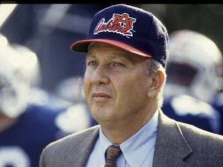 I called him Pat: Rest in peace to the man who made Auburn ... Auburn