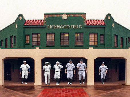 Let's do a Rickwood Field of Dreams game