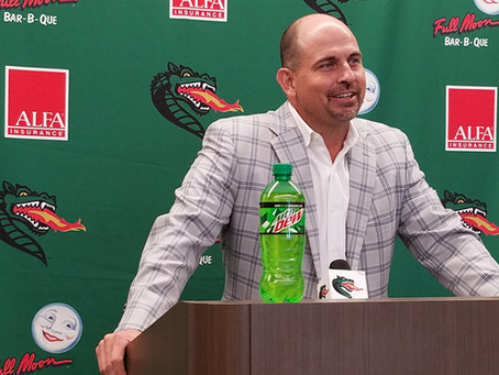 Game 2 offers UAB a shot at another first