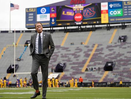 New Auburn coach, same LSU voodoo?