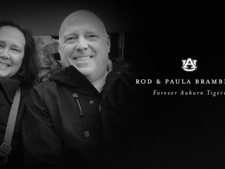 Rod Bramblett, Auburn's voice, will echo forever