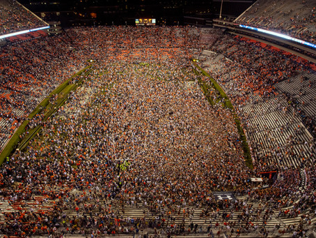 The Iron Bowl in Auburn: Ain't nothin' like it nowhere