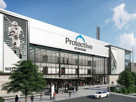 Protective Stadium: How Birmingham protects this house