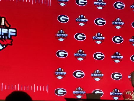 Georgia can't duck the Alabama question