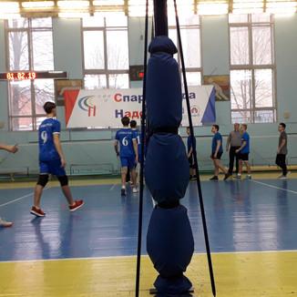 Первенство Москвы  по волейболу (спорт глухих)