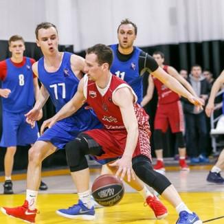 Чемпионат Москвы по баскетболу среди слышащих 2017/2018
