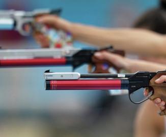 Чемпионат России по спорту глухих (пулевая стрельба)