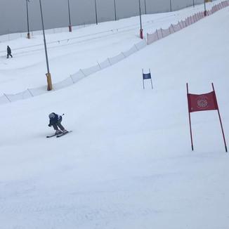 Первенство Москвы по горнолыжному спорту (спорт глухих)