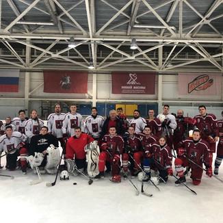 Чемпионат Москвы по хоккею (спорт глухих)