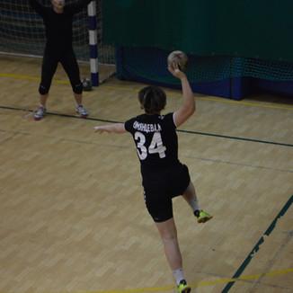 Чемпионат Москвы по спорту глухих среди женщин (гандбол)