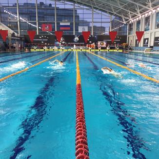 Чемпионат Москвы по плаванию (спорт глухих)