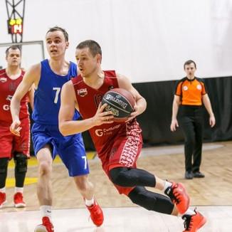 Чемпионат Москвы по баскетболу (спорт глухих)