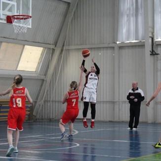 Первенство России по спорту глухих (баскетбол) 14-21 год